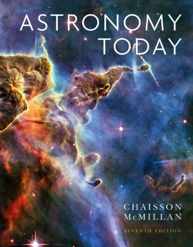 Astronomy Today Plus MasteringAstronomy with eText -- Access Card Package (7th Edition) (0321696239) by Eric Chaisson; Steve McMillan
