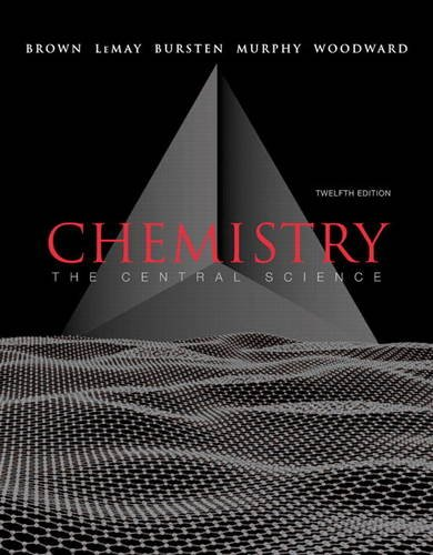 9780321696724: Chemistry: The Central Science (12th Edition)