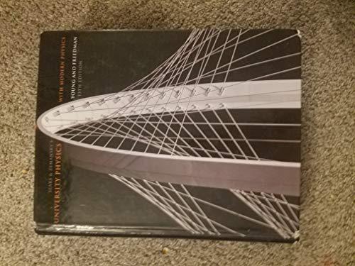 9780321696854: University Physics with Modern Physics