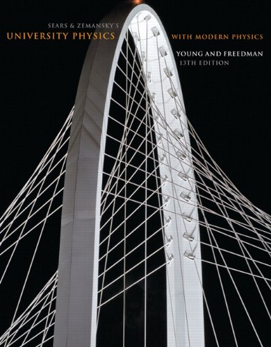 9780321696861: Sears and Zemansky's University Physics with Modern Physics, 13th Edition