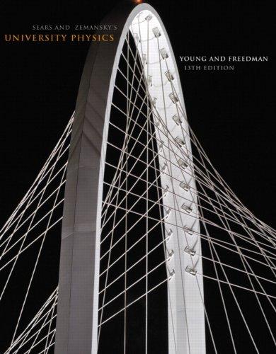 University Physics (13th Edition)