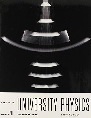 9780321696922: Essential University Physics