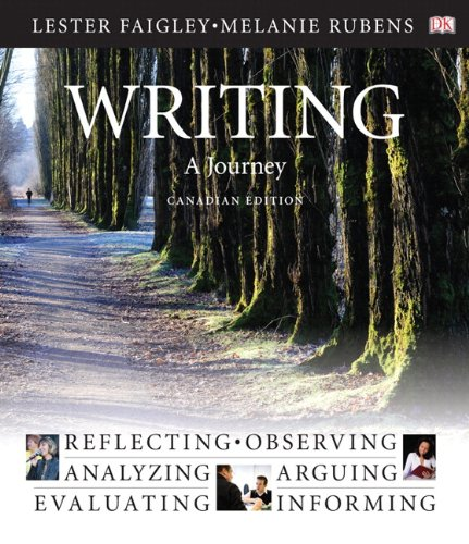 9780321698438: Writing: A Journey, Canadian Edition with MyCanadianCompLab