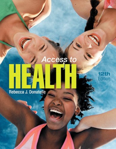 9780321699084: Access to Health (12th Edition)