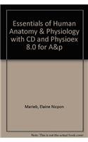 9780321699824: Essentials of Human Anatomy & Physiology with CD and ...