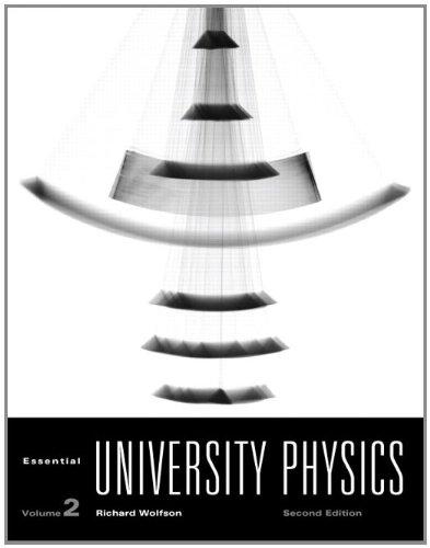 9780321701275: Essential University Physics: Volume 2
