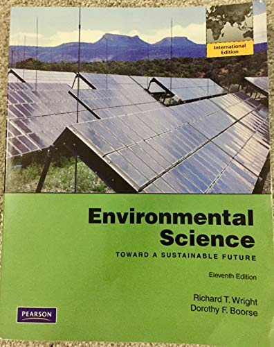 9780321701404: Environmental Science International Edition (enviornmental science)