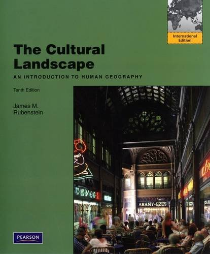 Cultural Landscape An Introduction to Hu
