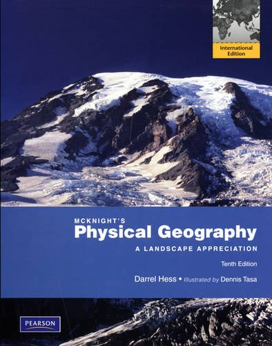 9780321701725: McKnight's Physical Geography: A Landscape Appreciation
