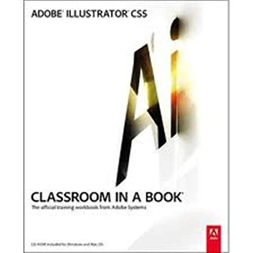 9780321701787: Adobe Illustrator CS5 Classroom in a Book