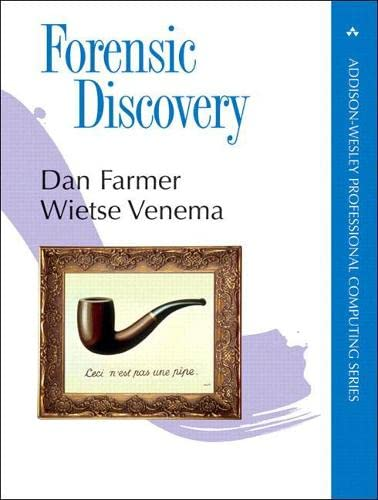 9780321703255: Forensic Discovery (paperback)