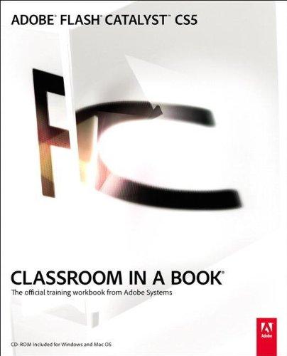 9780321703583: Adobe Flash Catalyst CS5 Classroom in a Book
