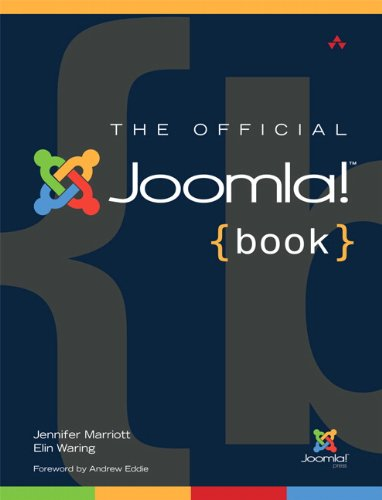 9780321704214: The Official Joomla! Book (Joomla! Press)