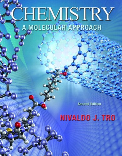 9780321706157: Chemistry: A Molecular Approach with MasteringChemistry® Access Code (2nd Edition) (MasteringChemistry Series)
