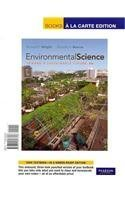 9780321709509: Environmental Science: Toward a Sustainable Future, Books a la Carte Plus MasteringEnvironmentalScience, 11th Edition