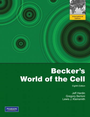 9780321709783: Becker's World of the Cell: International Edition