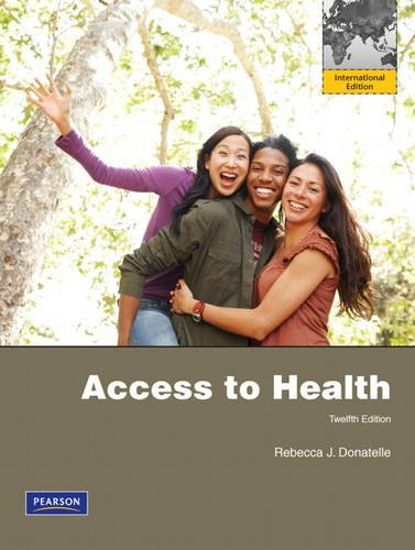 9780321710031: Access to Health: International Edition