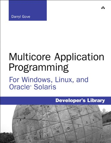 9780321711373: Multicore Application Programming: For Windows, Linux, and Oracle Solaris (Developer's Library)