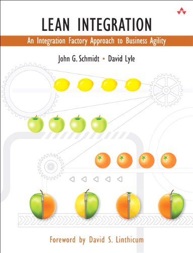9780321712318: Lean Integration: An Integration Factory Approach to Business Agility