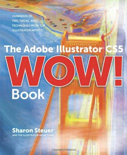 9780321712448: The Adobe Illustrator CS5 Wow! Book
