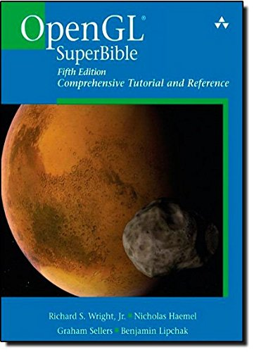 9780321712615: OpenGL SuperBible: Comprehensive Tutorial and Reference