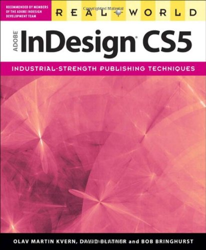 9780321713056: Real World Adobe InDesign CS5