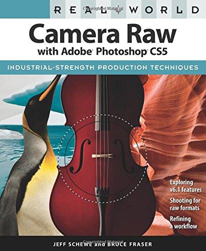 9780321713094: Real World Camera Raw with Adobe Photoshop CS5