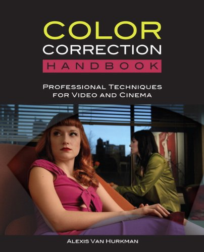 9780321713117: Color Correction Handbook: Professional Techniques for Video and Cinema