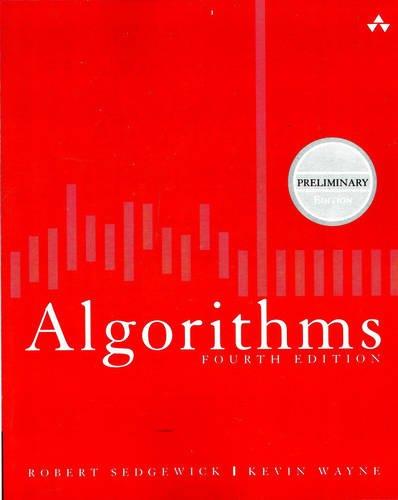 9780321713179: Algorithms