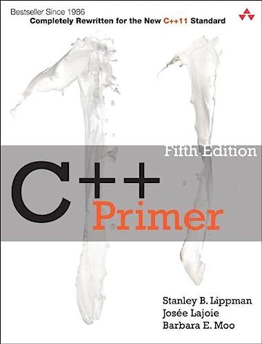 C++ Primer: Jos?e Lajoie; Stanley