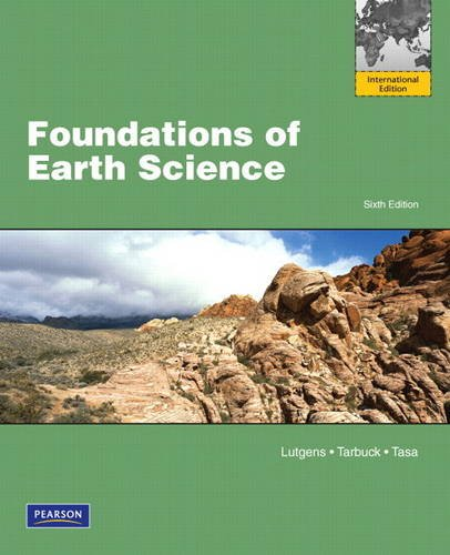9780321714411: Foundations of Earth Science