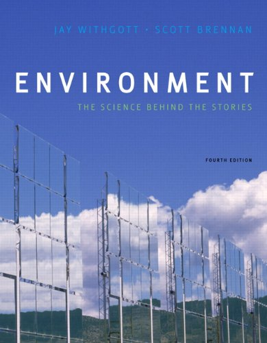 9780321715340: Environment: The Science behind the Stories (4th Edition)