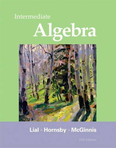 9780321715418: Intermediate Algebra (11th Edition)