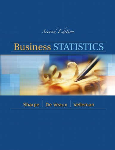 9780321716095: Business Statistics (2nd Edition)