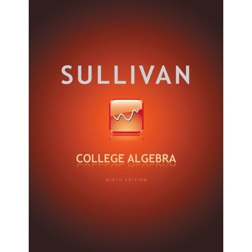 9780321716903: College Algebra, Annotated Instructor's Edition
