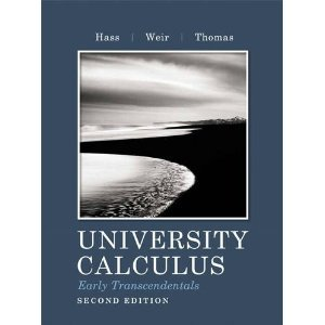 9780321717474: University Calculus, Early Transcendentals (Instructor's Edition)(Answers Included)(2nd Edition)