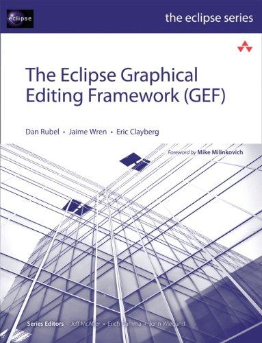 The Eclipse Graphical Editing Framework (GEF) (Eclipse: Dan Rubel; Jaime
