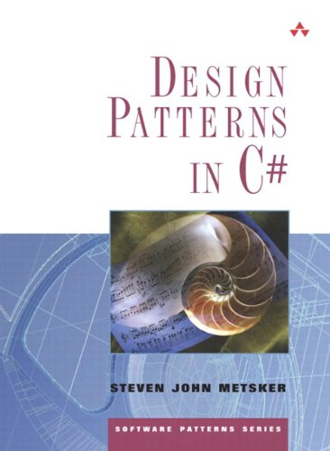 9780321718938: Design Patterns in C# (Software Patterns (Paperback))