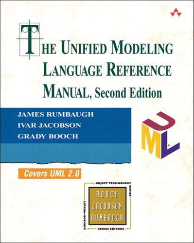 9780321718952: The Unified Modeling Language Reference Manual, (Paperback)