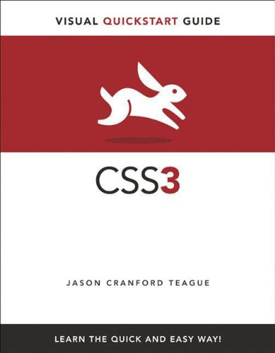 9780321719638: CSS3: Visual QuickStart Guide (5th Edition)