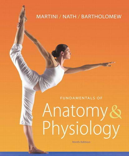 9780321719799: Fundamentals of Anatomy & Physiology Plus MasteringA&P with eText -- Access Card Package (9th Edition)