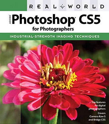 9780321719836: Real World Adobe Photoshop CS5 for Photographers