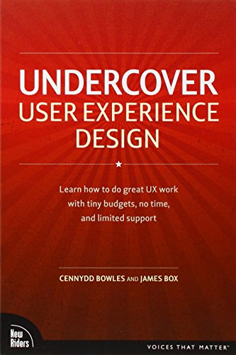 9780321719904: Undercover User Experience Design (Voices That Matter)