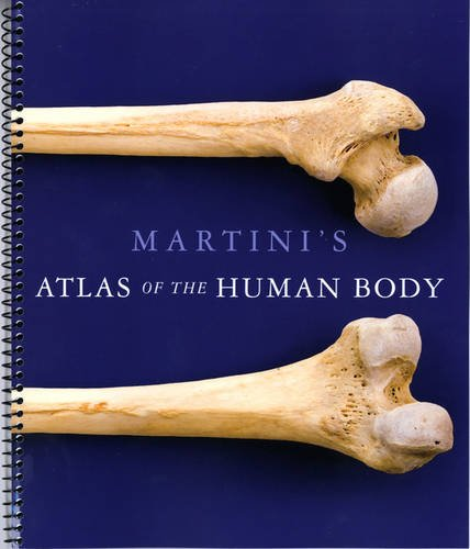 9780321724564: Martini's Atlas of the Human Body (ME Component)