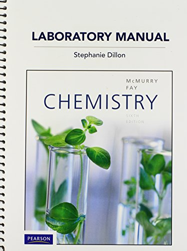 9780321727206: Laboratory Manual for Chemistry, 6th Edition