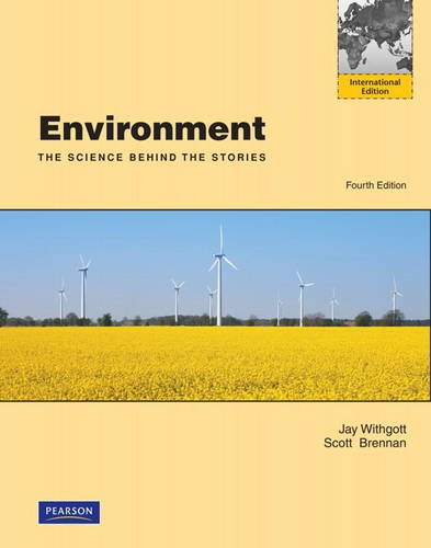 9780321727817: Environment: The Science Behind the Stories