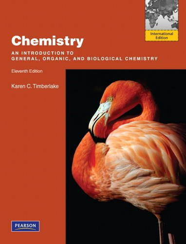 9780321727824: Chemistry: An Introduction to General, Organic, and Biological Chemistry