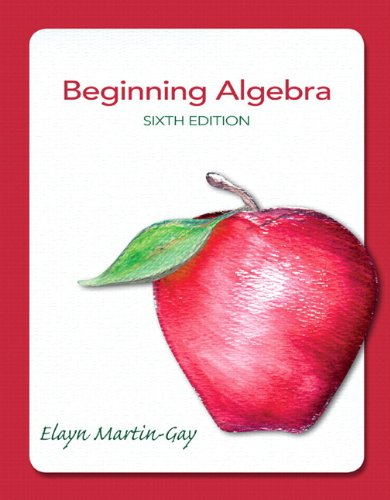 9780321729477: Beginning Algebra Plus NEW MyMathLab with Pearson eText -- Access Card Package (6th Edition)