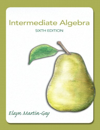 9780321729637: Intermediate Algebra Plus NEW MyMathLab with Pearson eText -- Access Card Package (6th Edition)