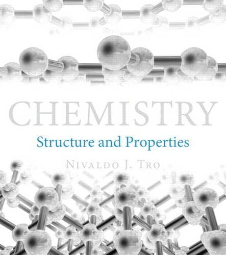 9780321729736: Chemistry: Structure and Properties Plus MasteringChemistry with eText -- Access Card Package (New Chemistry Titles from Niva Tro)